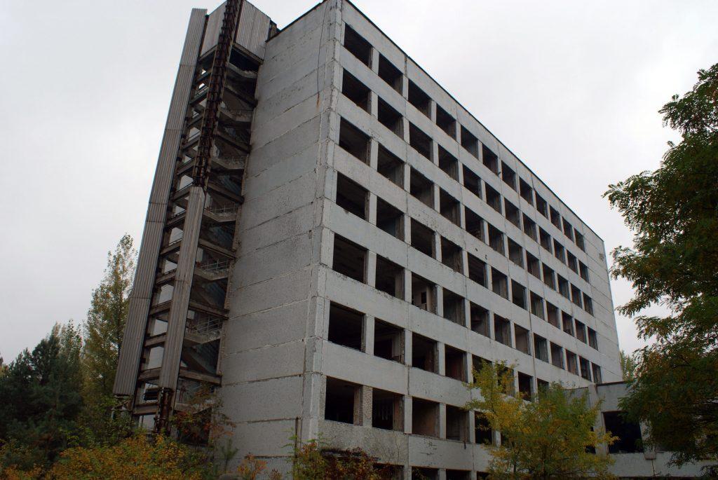 Budynek administracyjny zakładów Jupiter / Fot. Tomasz Róg