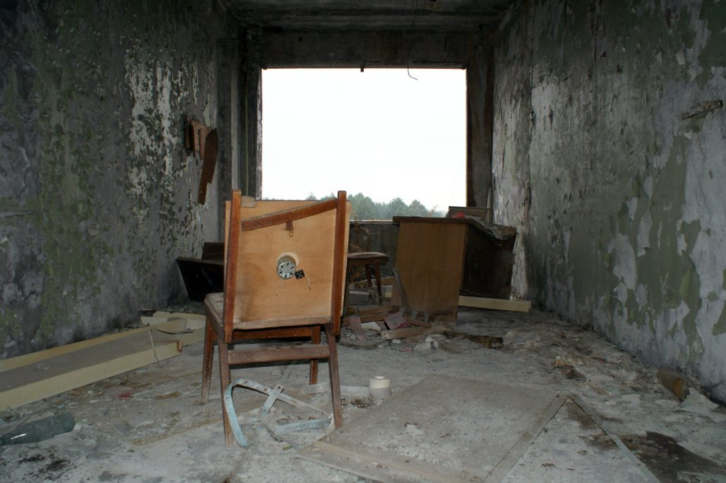 Jedno z pomieszczeń biurowych / Fot. Tomasz Róg