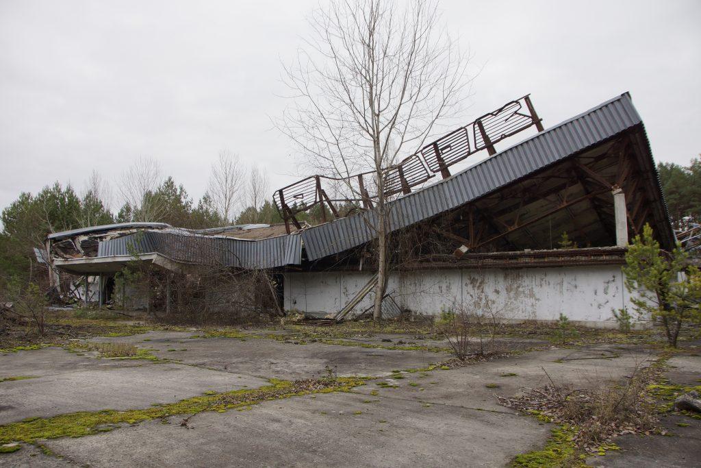Targowisko, główny budynek / Fot. Sebastian Marciak, marciak.pl