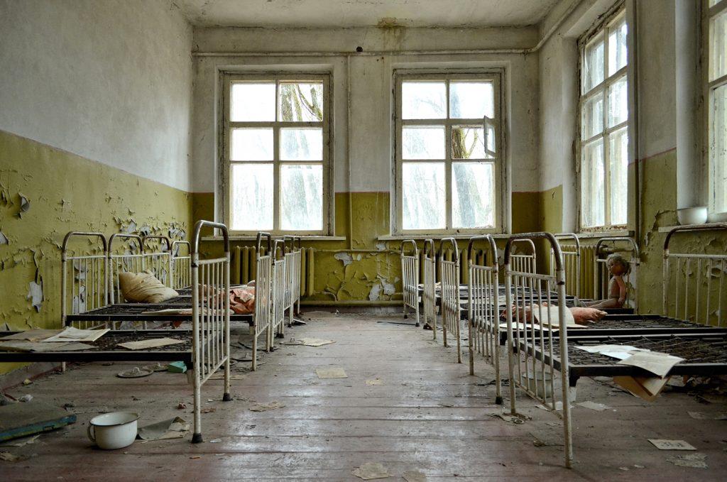 Przedszkole we wsi Kopacze. Fot. Andrzej Bryśkiewicz