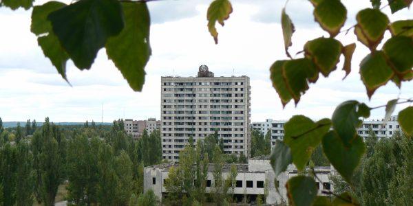Prypeć - opuszczone miasto / Fot. Tomasz Róg