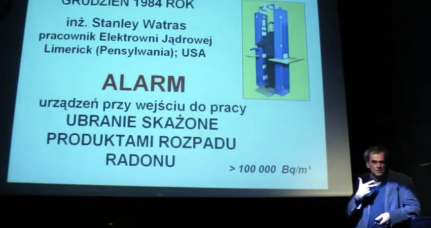 dr hab. Krzysztof Kozak / Fot. YouTube/SWOR Stowarzyszenie