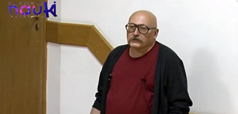 dr inż. Marek Rabiński / fot. YouTube/Wszechnica FWW
