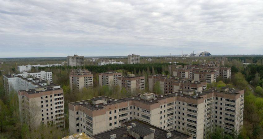 Prypeć i Czarnobyl / Fot. Tomasz Róg