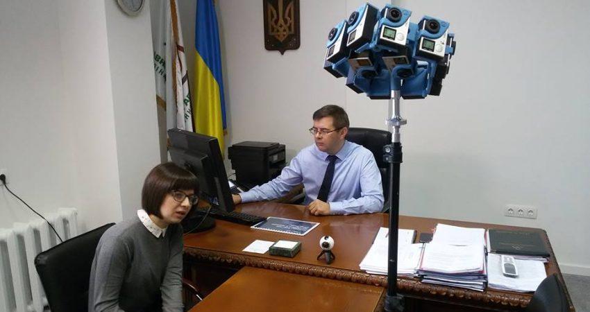 Szef Państwowej Agencji Ukrainy ds. Zarządzania Strefą Wykluczenia Witalij Petruk / Fot. dazv.gov.ua