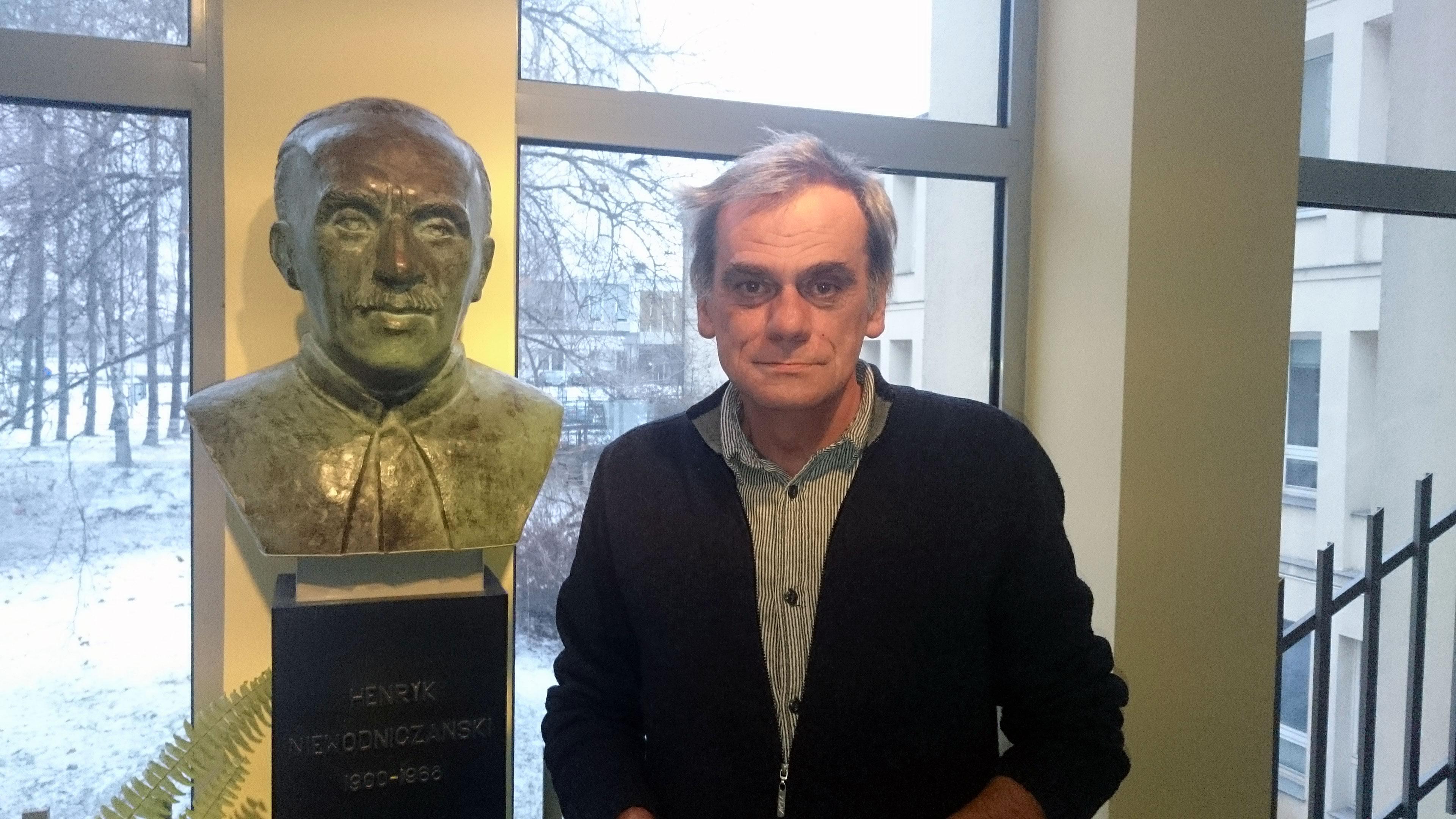Dr hab. Krzysztof Kozak / Fot. Tomasz Róg