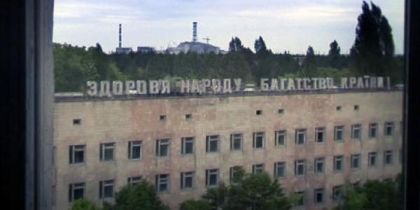 """Kadr z filmu """"Radiofobia. Piętno Czarnobyla"""" / Fot. pripyat.com"""
