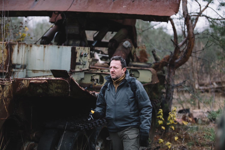 Jacek Podemski / Fot. Filip Chlebda, TVN Turbo