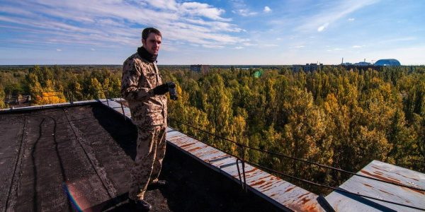 Fot. Archiwum Siergieja, stalkera z Kijowa