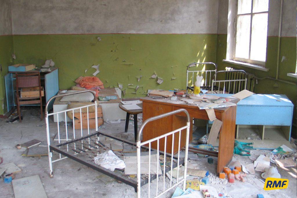 Szkoła we wsi Kopacze. Fot. Krzysztof Zasada / RMF FM