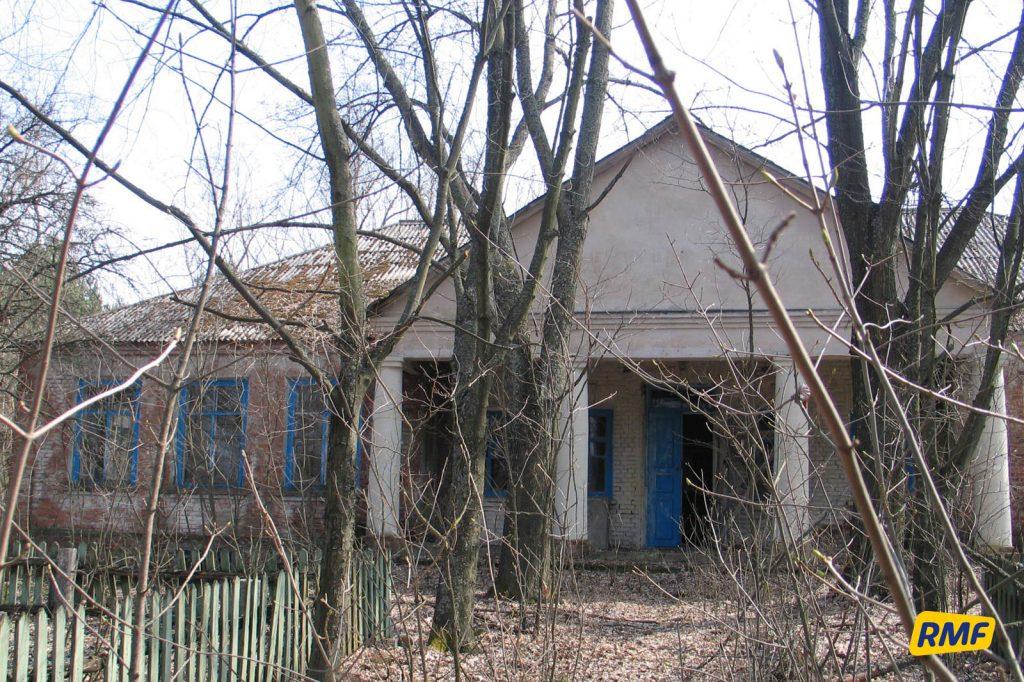 Przedszkole we wsi Kopacze. Fot. Krzysztof Zasada / RMF FM