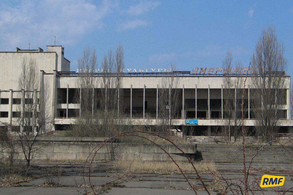 """Dom kultury """"Energetyk"""". Fot. Krzysztof Zasada / RMF FM"""
