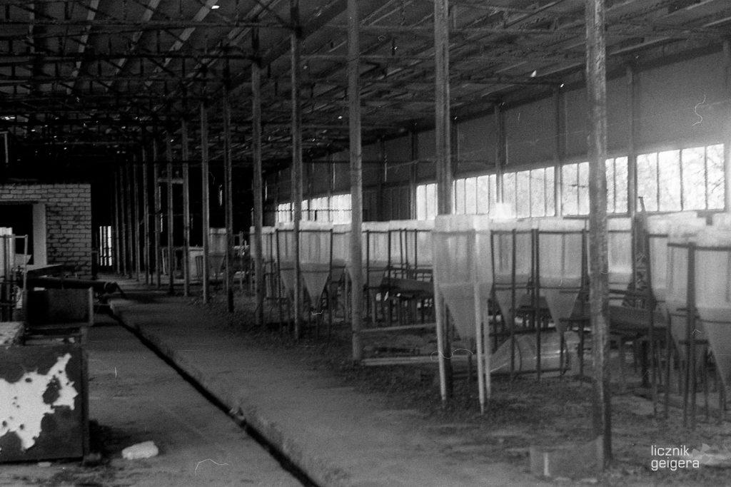 Eksperymentalna ferma norek. Fot. Karolina Prusińska