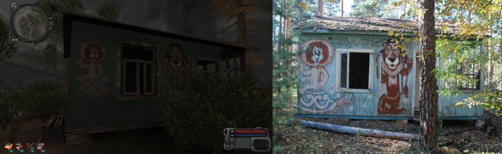 """Fot. Kadry z gry. Własność GSC Game World / Bartek """"Midgard"""" Jagoda, Post-Apokalipsa Polska"""