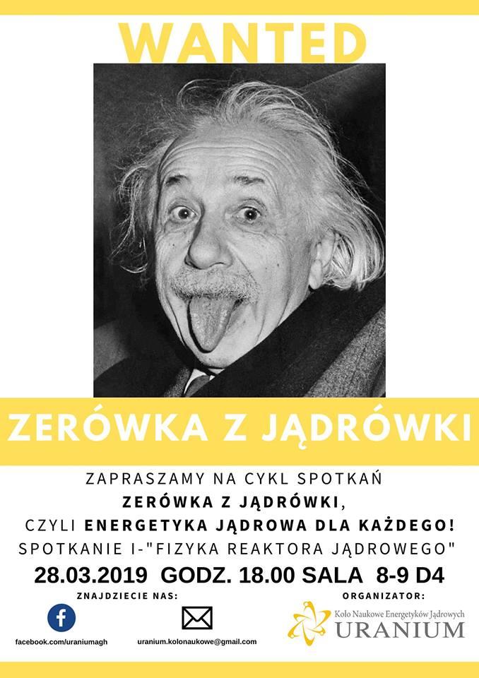 Fot. Koło Naukowe Energetyków Jądrowych AGH / materiały prasowe
