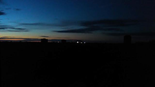 Wschody są piękniejsze od zachodów, dlatego warto się przemóc i wstać o tej 4 nad ranem :) Fot. Staszek (stalker)