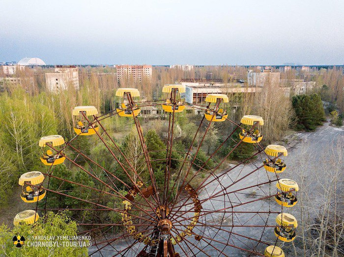 Fot. Jarosław Jemelianenko, Chernobyl Tour