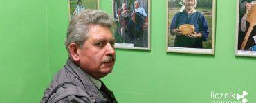 Rostysław Omeljaszko - założyciel i szef Państwowego Naukowego Centrum Ochrony Dziedzictwa Kulturowego przed Skutkami Katastrof Technologicznych. Fot. Tomasz Róg