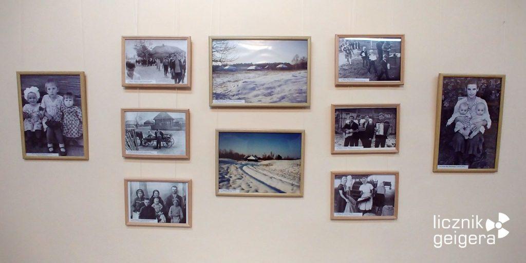Archiwalne zdjęcia wykonane na terenie Czarnobylskiej Strefy Wykluczenia. Fot. Tomasz Róg
