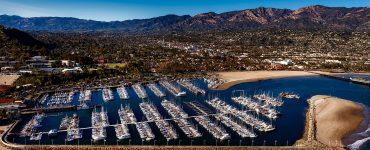 Port jachtowy w amerykańskim mieście Santa Barbara. Fot. pixabay.com
