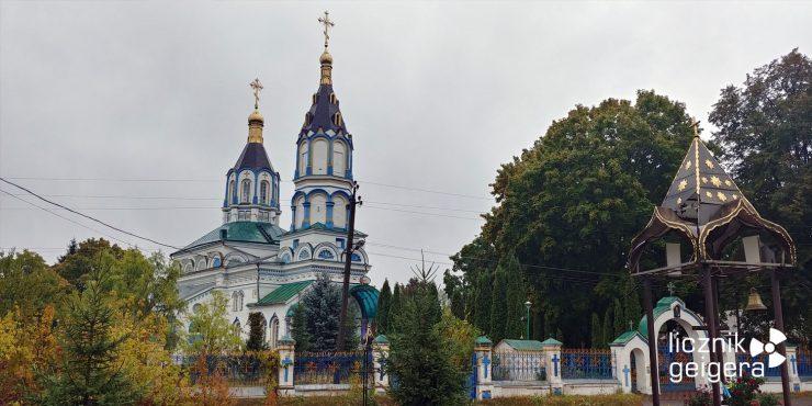Cerkiew św. Eliasza w Czarnobylu. Fot. Tomasz Róg