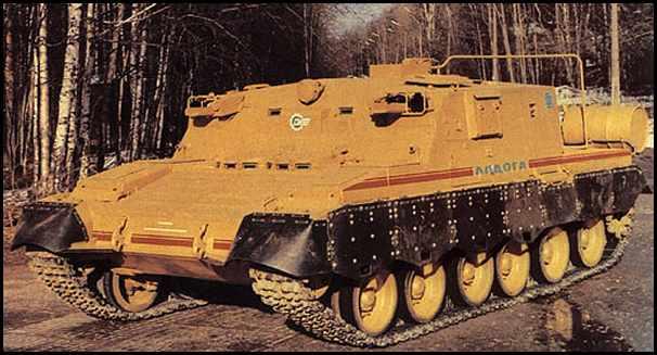 Fot. alternathistory.com/ladoga-vysokozashhishhyonnoe-transportnoe-sredstvo/