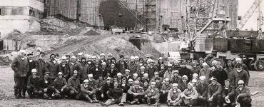 Zdjęcie z archiwum Ilji Pietrowicza Susłowa (National Museum Chernobyl)